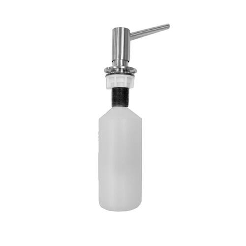 Antique Brass - Contempo Soap/Lotion Dispenser
