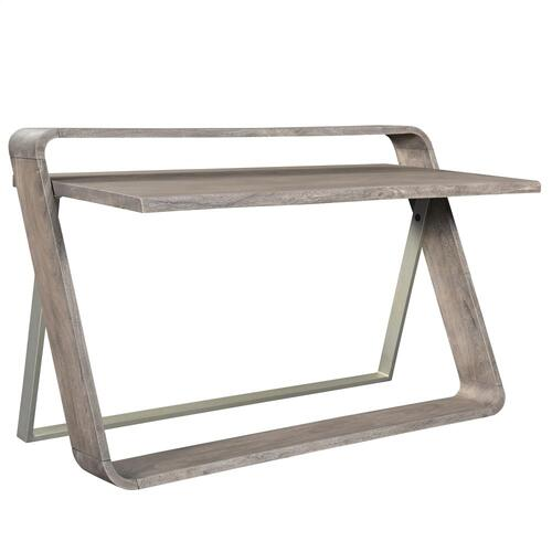 Waverly - Writing Desk - Sandblasted Gray Finish