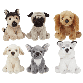 The Heritage Collection[TM] Mini Dogs (24 pc. ppk.)