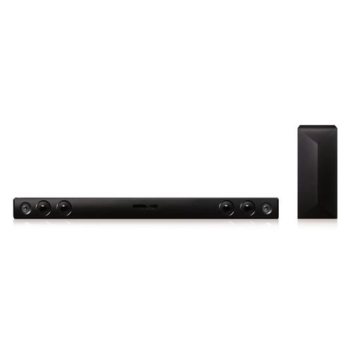 LG - 2.1ch 300W Sound Bar with Wireless Subwoofer and Bluetooth® Connectivity