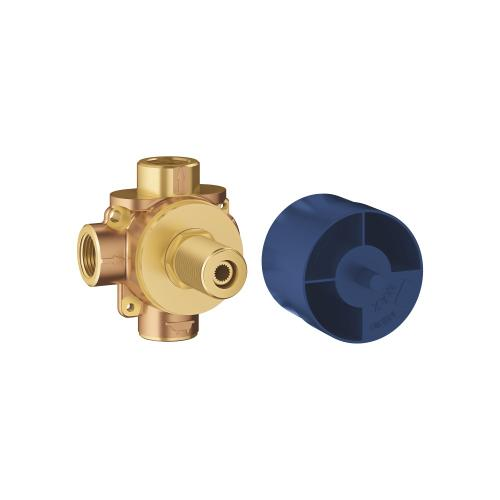 Non Rapido 2-way Diverter Rough-in Valve (shared Functions)