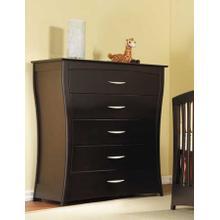 See Details - Trieste 5 Drawer Dresser