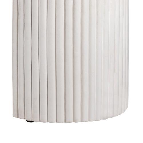 Tov Furniture - Wave Concrete Bench