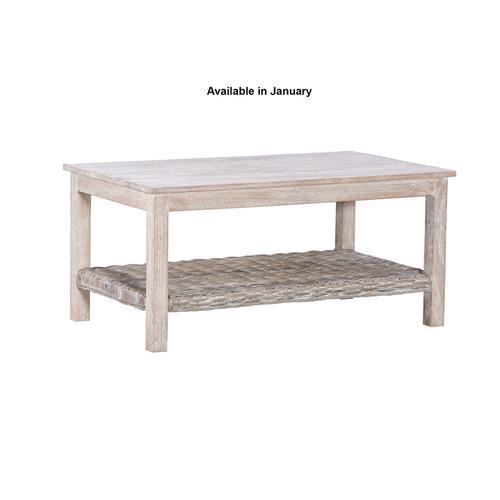Capris Furniture - 753 Coffee Table