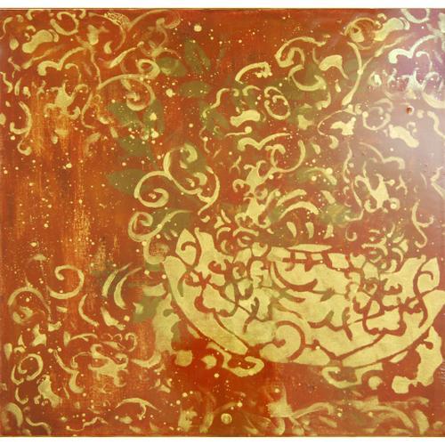 """Surya - Surya Wall Decor RWL-3063 24""""H x 24""""W"""