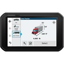 "d zl 780 LMT-S 7"" GPS Navigator with Bluetooth® & Free Lifetime Maps"