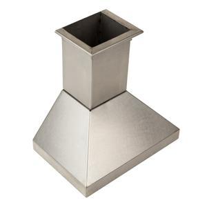 Zline KitchenMini Range Hood - DuraSnow® Stainless Steel (MH-S)