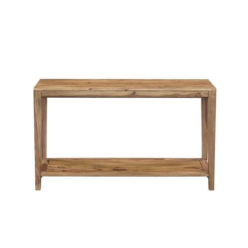Porter International Designs - Fall River Natural Console Table, HC4428S01
