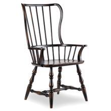 Sanctuary Spindle Arm Chair - 2 per carton/price ea