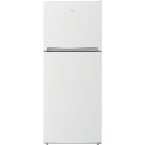 "28"" Freezer Top White Refrigerator"