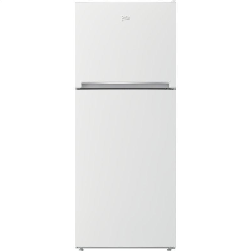 "28"" Freezer Top White Refrigerator"