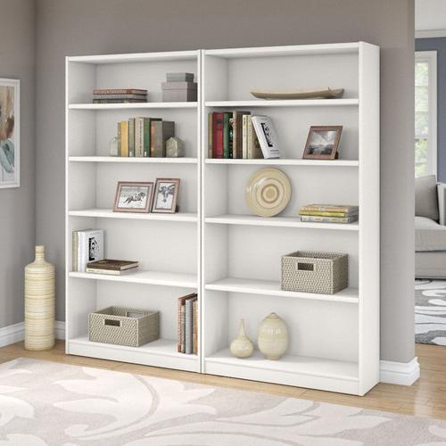 Universal Bookcases 5 Shelf Bookcase