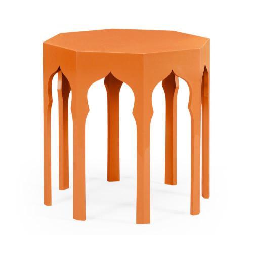 Side table (Pumpkin Cream)