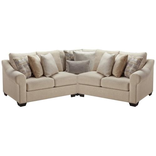 Benchcraft - Ingleside 3-piece Sectional