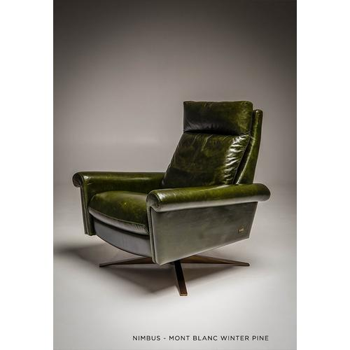 Product Image - Nimbus Contemporary Swivel Recliner - American Leather