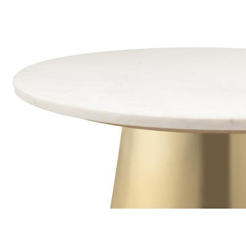 Bleeker Marble Coffee Table