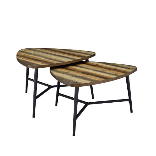Tribeca Nesting Coffee Table Set