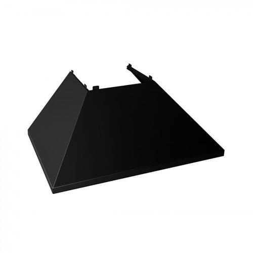 """Zline Kitchen and Bath - ZLINE 36"""" Colored Range Hood Shell (8654-SH-36) - Shell Only [Color: DuraSnow® Stainless Steel]"""
