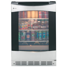 See Details - GE Profile Beverage Center Stainless Steel PCR06BATSS