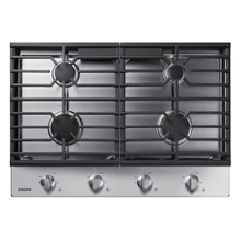 "30"" Gas Cooktop with Powerful Burners"