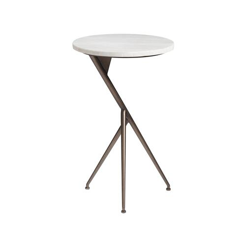 Oslo Round End Table