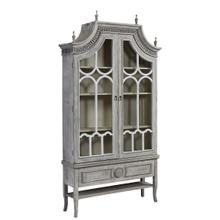 See Details - Reims Cathedral Arched Cabinet