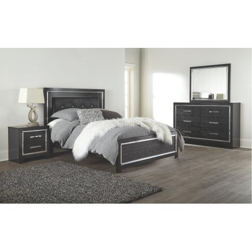 Kaydell Queen Storage Footboard