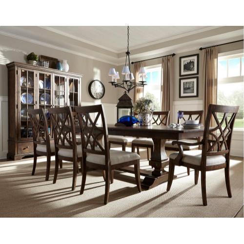 920-893 CURI Monticello Dining Room Curio