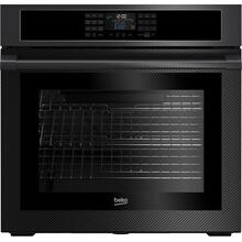 "30"" Built-In Carbon Fiber Wall Oven"