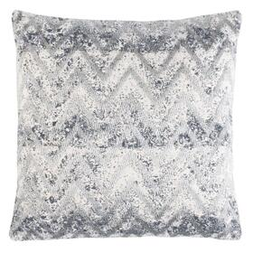 Remma Pillow - Navy/white