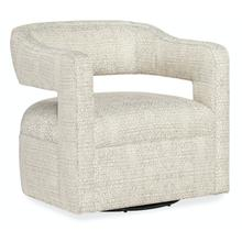 See Details - Living Room Moani Swivel Chair - Metal Base
