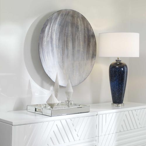 Uttermost - Tio Metal Wall Decor, White