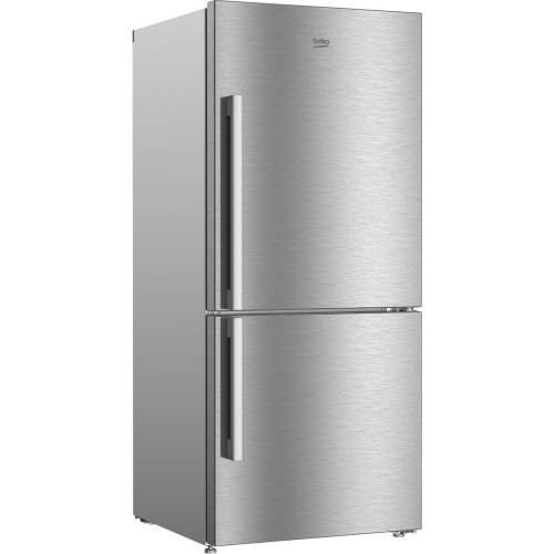 """30"""" Counter Depth Bottom Freezer Refrigerator"""