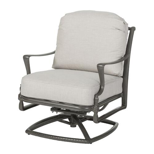 Gensun Casual Living - Bel Air Cushion Swivel Rocking Lounge Chair