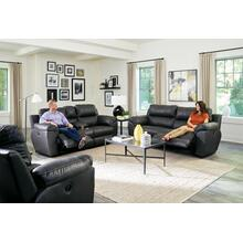 View Product - Sorrento Power Reclining Sofa & Console Loveseat Anthrecite
