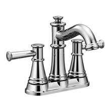 Belfield chrome two-handle bathroom faucet