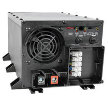 2400W PowerVerter APS 48VDC 120V Inverter/Charger with Auto-Transfer Switching, Hardwired, UL