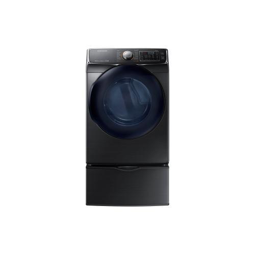 DV50K7500EV Electric Front-Load Dryer, 7.5 cu.ft