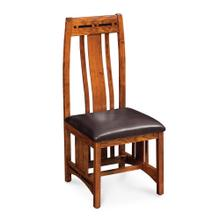 View Product - Aspen Side Chair with Lower Back - QuickShip