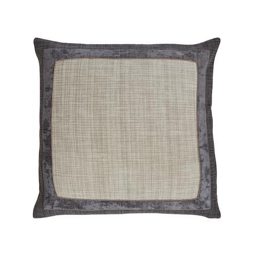 Dakota Pillow Cover Grey