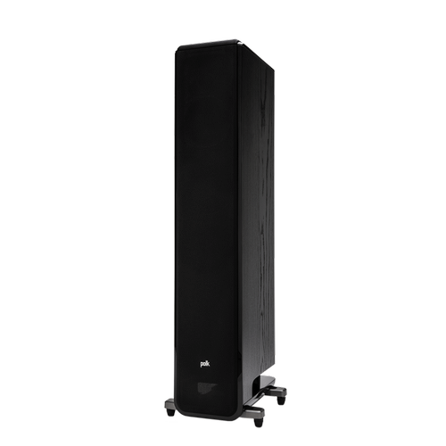 Legend Series Premium Floorstanding Tower Loudspeaker in Black Ash