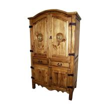 Bonnet Top Sierra Armoire - Texas Star