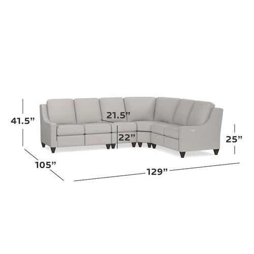 Magnificent Motion Custom Sectional