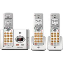 See Details - DECT 6.0 Cordless Answering System with Caller ID/Call Waiting (3 Handsets)