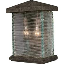 Triumph VX 2-Light Outdoor Wall Lantern