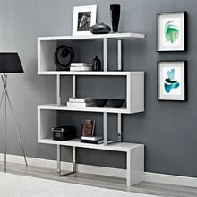 See Details - Meander Stand in White