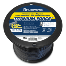 "Titanium Force Trimmer Line .095"" x 1427'"