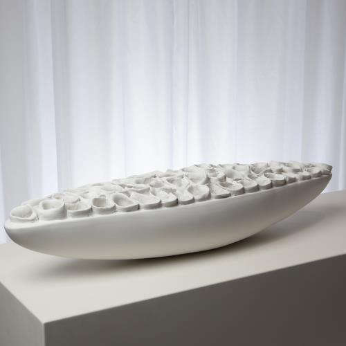 Reef Centerpiece-Matte White
