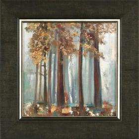 M-upon the Leaves II