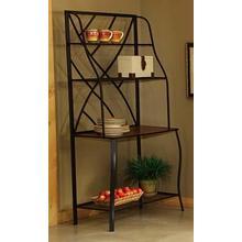 See Details - Sanford Bakers Rack